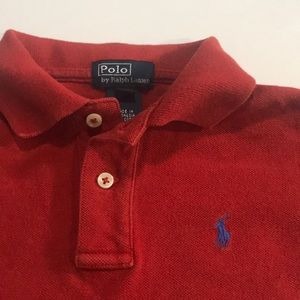 Ralph Lauren short sleeve polo 3T